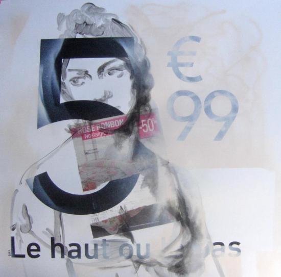 """""""5€99 - Le haut ou le bas"""""""